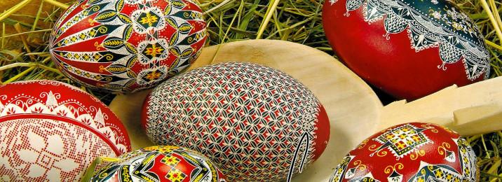 Muzeul cu oua incondeiate Lucia Condrea Moldovita